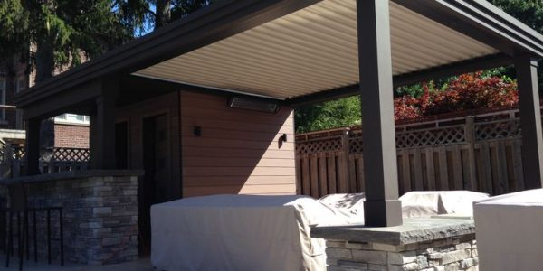 Arcadia - High End Roofing Systems- Let the shade in!